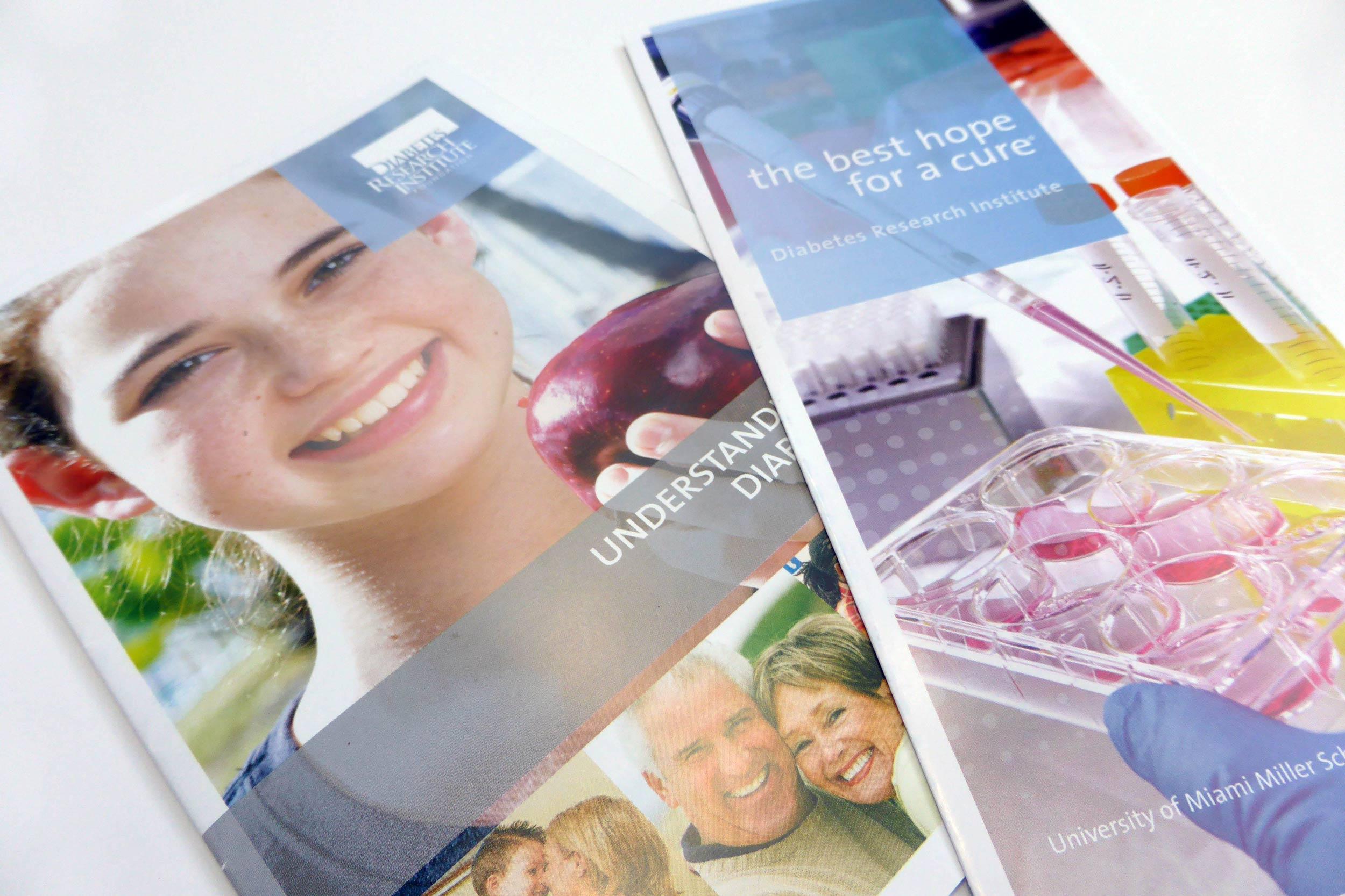 dri print brochure franc design