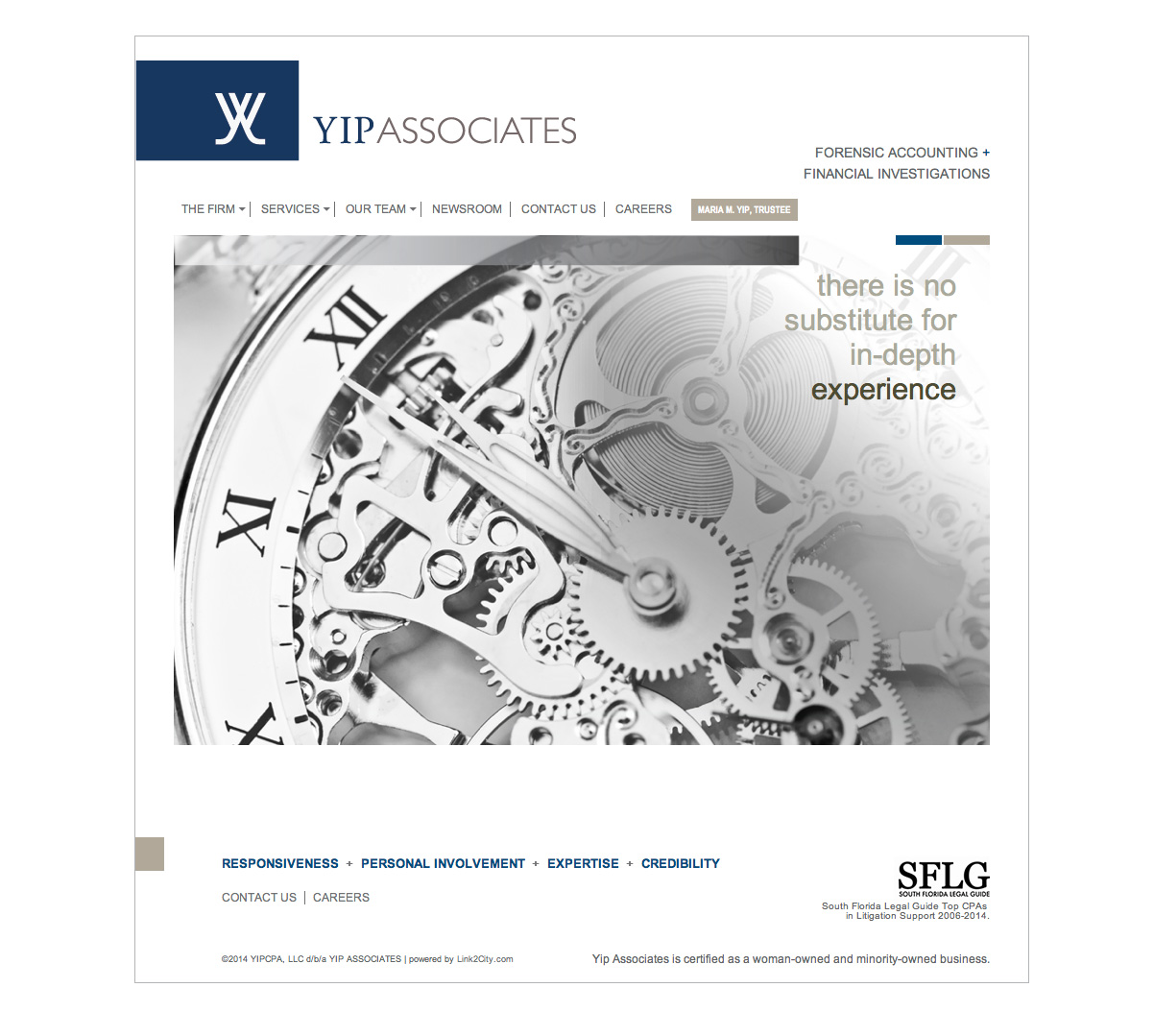 website and logo design hero image